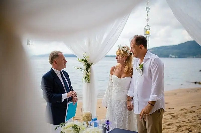 Phuket Wedding Officiant 17