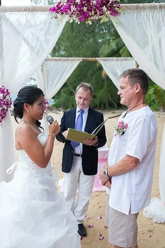 Phuket Wedding Officiant 34