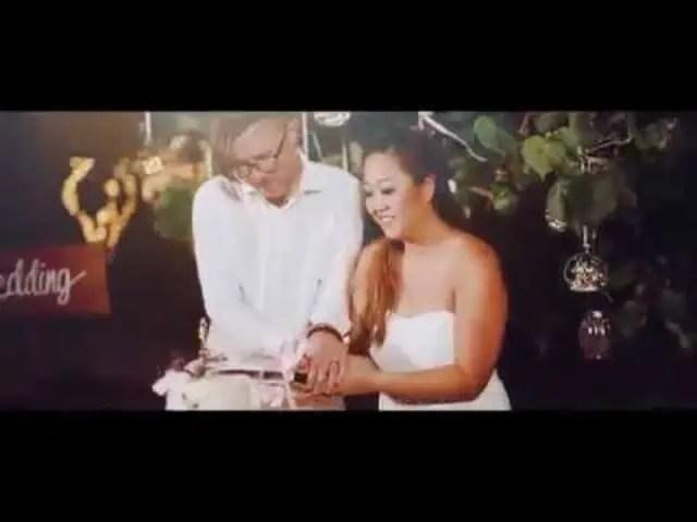 Resort Beach Wedding Video