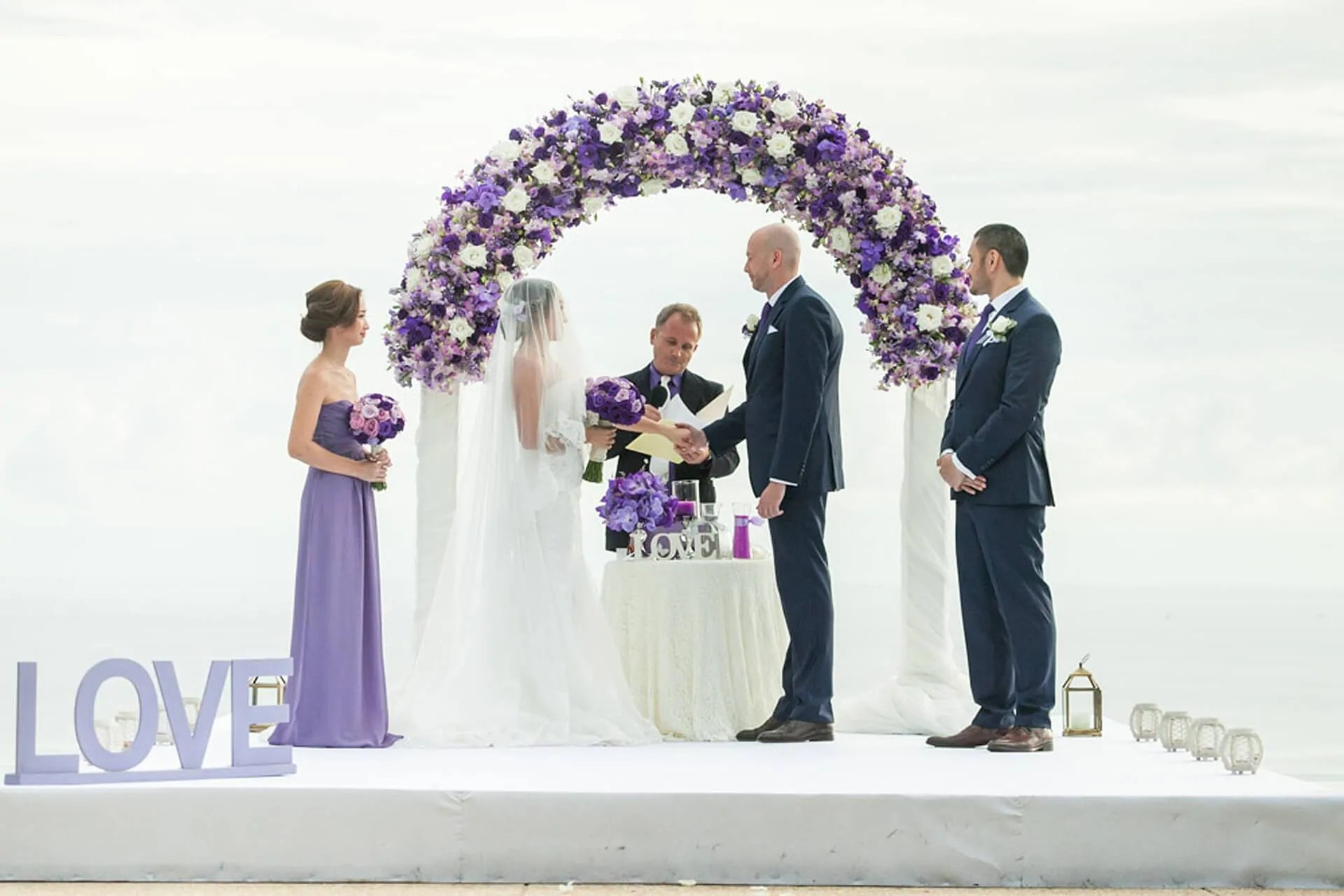 Wedding Officiant Questions