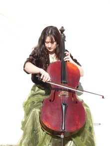 Samantha Bramley - Cello Girl