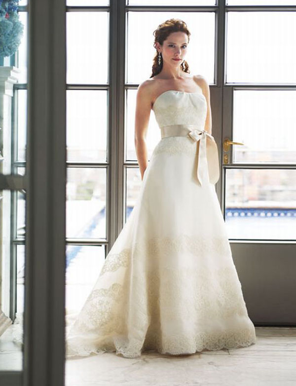 Judd Waddell Wedding Dresses Exhibiting Simplicity And Style