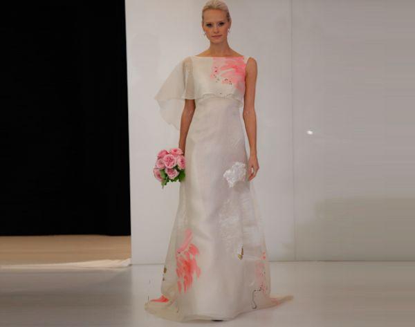 Angel Sanchez's Bridal Collection 2012