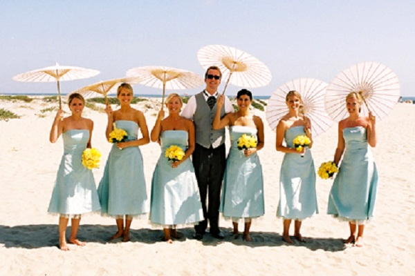 Beauty treatments for summer weddings