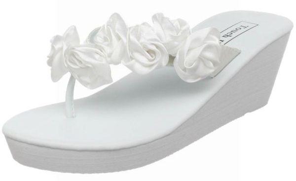 Best bridal flip flops