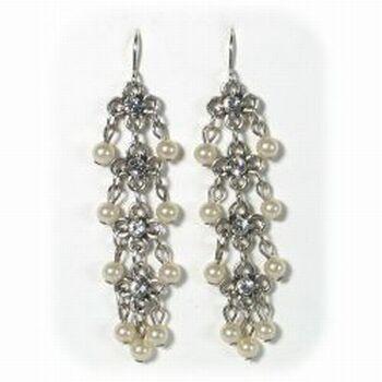 bridal earrings c1