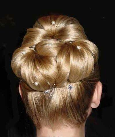 bridal hairstyle n8