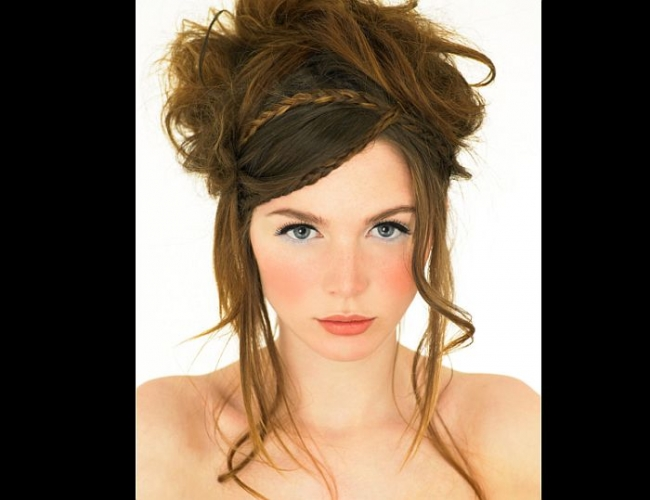 Bridal hairstyles for 2011