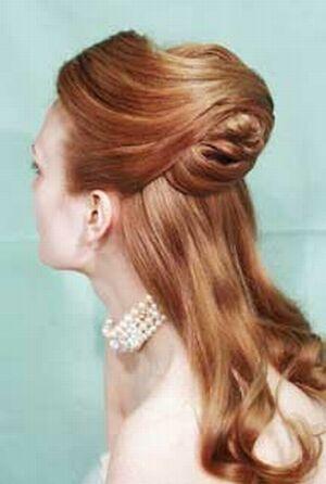 bridal hairstyles hairdos bridal makeups 7
