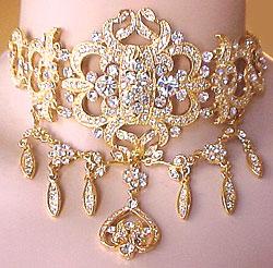 bridal necklace 9