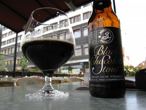 Brooklyn Beer Black Chocolate Stout