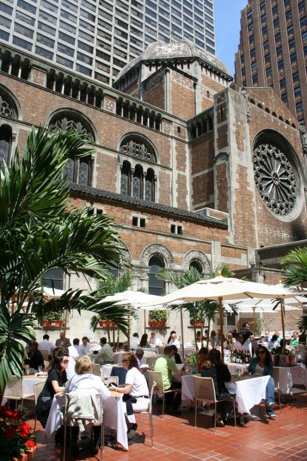 Café St. Bart's at St. Bartholomew's Church