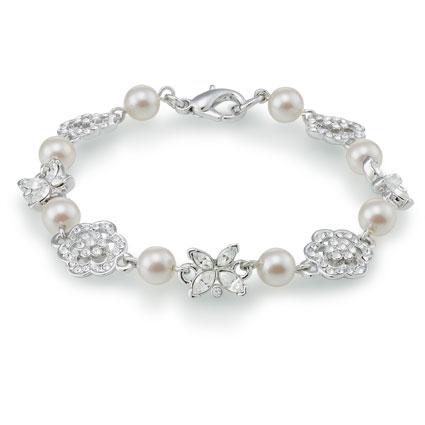 carolee bridal set bracelet 49