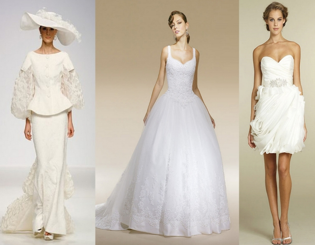 Casual wedding dress ideas!