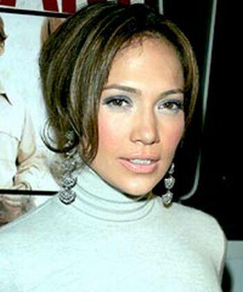 celebrity hairstyles jennifer lopez hairdos 1