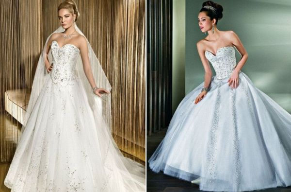 Demetrios' 2012 Bridal Collection