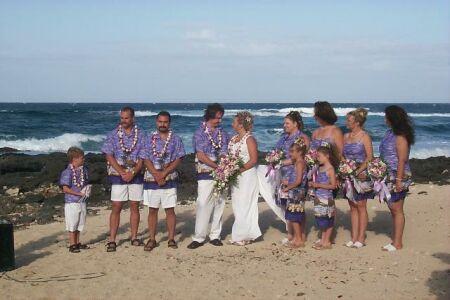 funny wedding bash