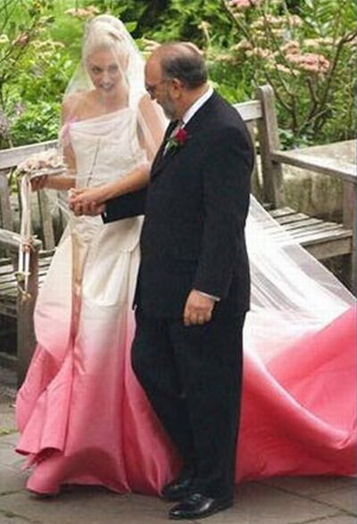 gowns armani wedding gown