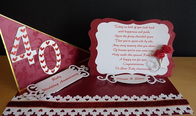 Wedding anniversary cards to express your heartiest wishes to the