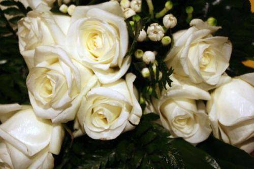 Island romance wedding bouquet