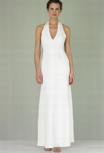 j crews bridal dress