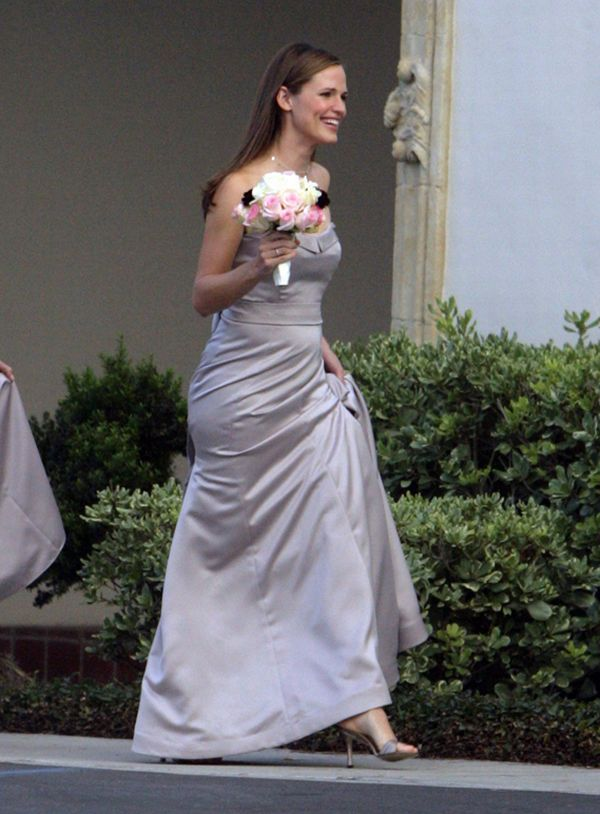 Jennifer Garner Bridesmaid