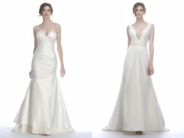 Jenny Lee's 2012 Bridal Collection