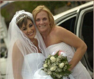 lesbian marriages same sex weddings 1