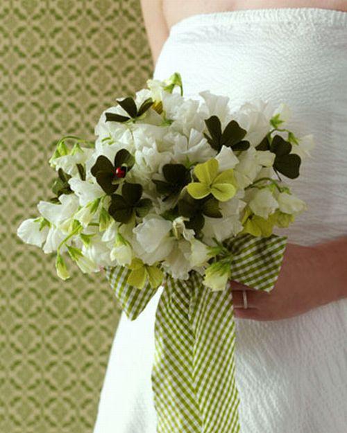 Lucky Wedding Bouquet