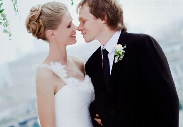 Maxim Afinogenov wedding