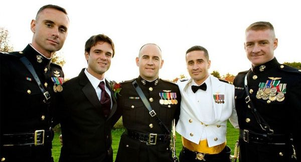 Military guests