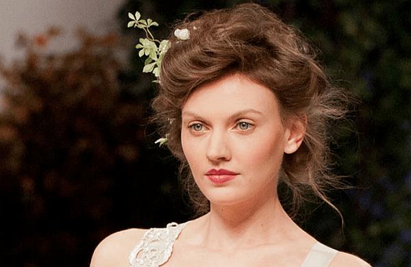 Nature inspired wedding hairstyles