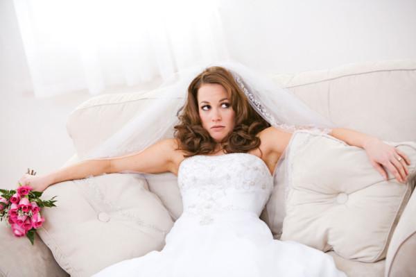 Wedding mistakes