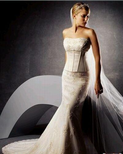 oleg cassini bridal gown 1