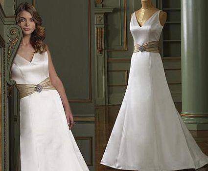 paloma blanca bridal gown 49