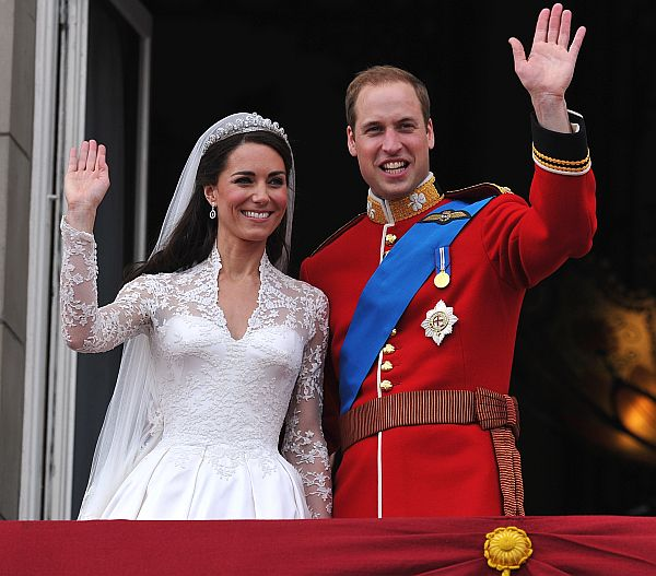 Prince Williams and Catherine
