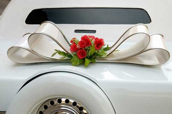Red Car decoration