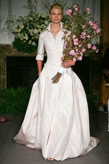spring 2006 bridal collection