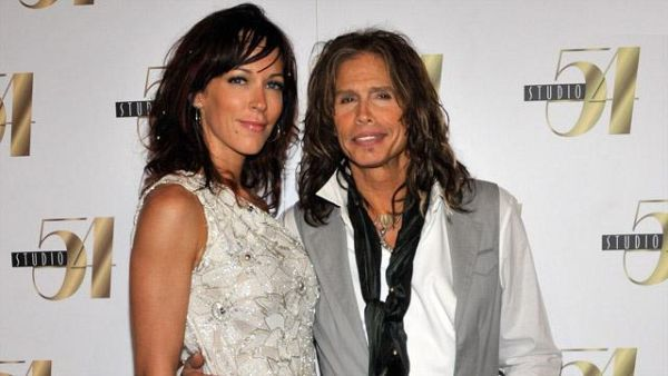 Steven Tyler planning a beach wedding with fiancee Erin Brady