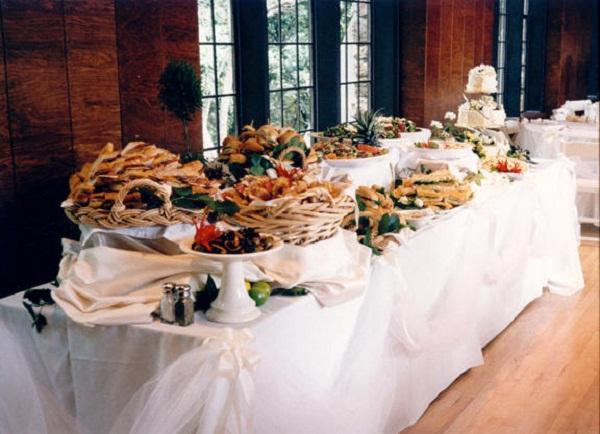 Sumptious buffet