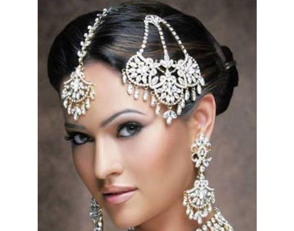 The Jeweled hair