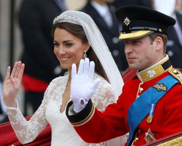 Ideas to adopt from a royal wedding