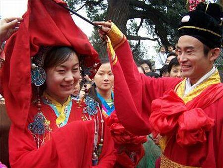 traditional chinese wedding weddings