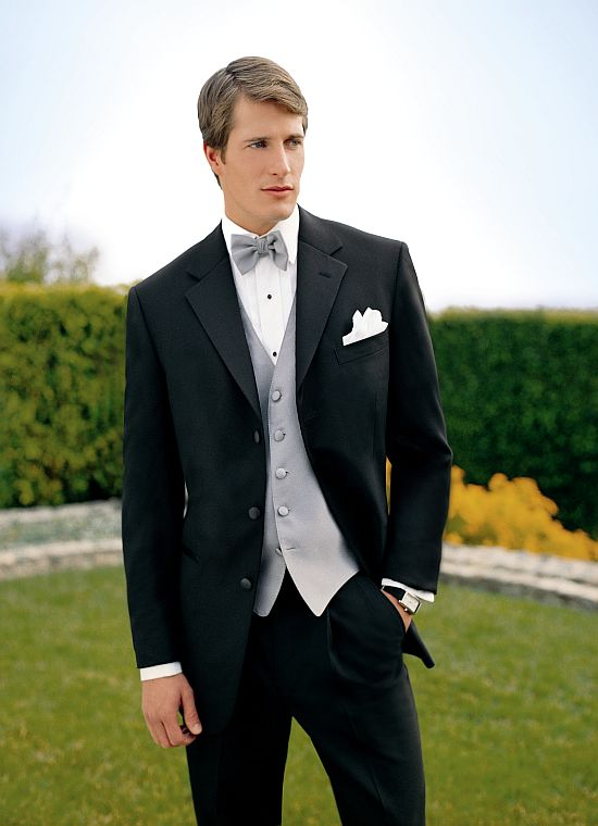 Tuxedo for lanky men