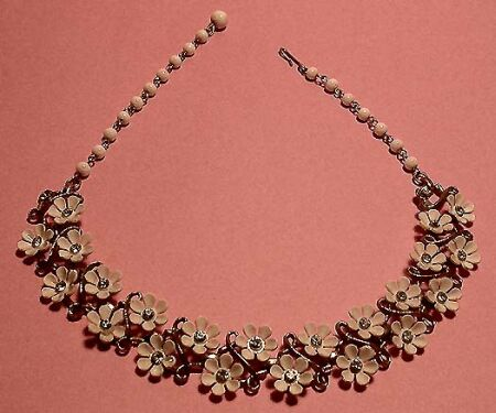 vintage bridal necklace 3