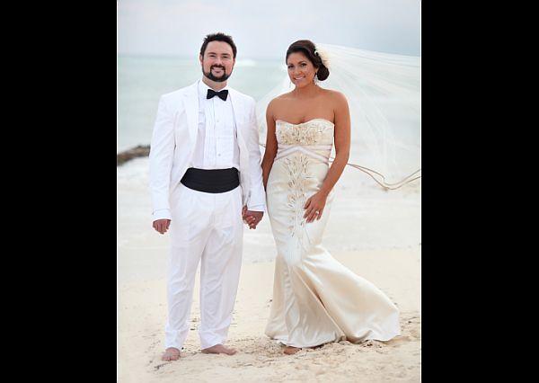 Wedding in idyllic Mexico
