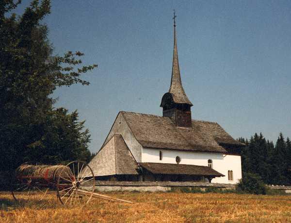 Wurzbrunnen Church