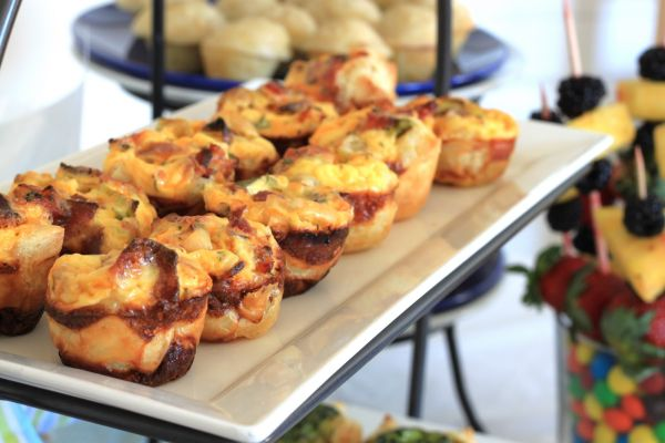 Top Wedding Appetizers For 2014 Wedding Clan