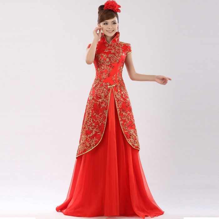 Chinese-Traditional-Wedding-Red-Dresses-Fashion-Style-12