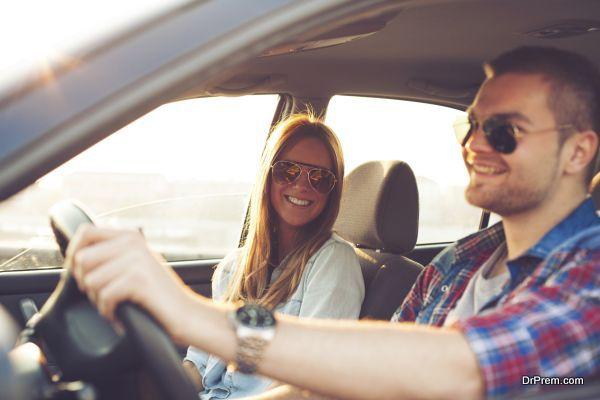 Go on a long drive